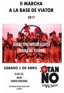 II Marcha a la base de Viator @ Puerta Purchena | Almería | Andalucía | España