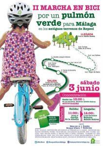 Por un Pulmón Verde para Málaga @ Bulevar Adolfo Suárez | Andalucía | España