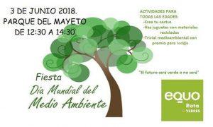 Fiesta Día Mundial del Medio Ambiente. Rota @ Parque del Mayeto