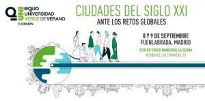 ¡Vente a la Univerde 2018! @ Centro Cívico Municipal La Serna | Fuenlabrada | Comunidad de Madrid | España