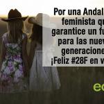 28F: Llamamos a defender Andalucía del cambio climático, su principal amenaza