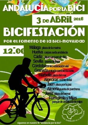 Andalucía por la bici