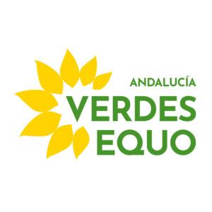 Imagen logo Verdes Equo Andalucía fondo blanco