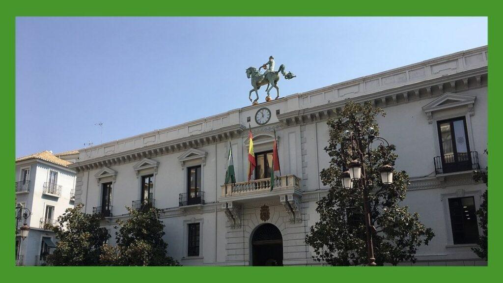 Imagen con Ayuntamiento de Granada