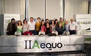 Nueva CEF de EQUO 2014-2016