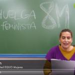 Respaldamos la Huelga Feminista de 24 horas