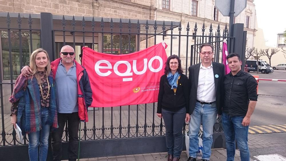 EQUO Andalucía en el Parlamento Andaluz