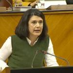 """Carmen Molina señala que la liberalización de las autopistas de peaje """"a quien sigue beneficiando es a las grandes empresas"""""""