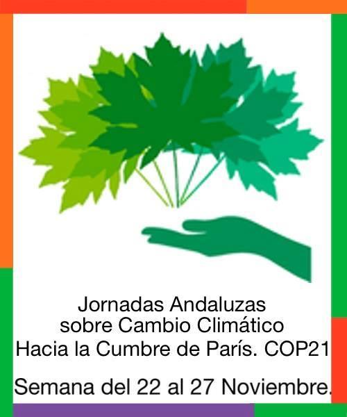 Jornadas Andaluzas sobre cambio climatico