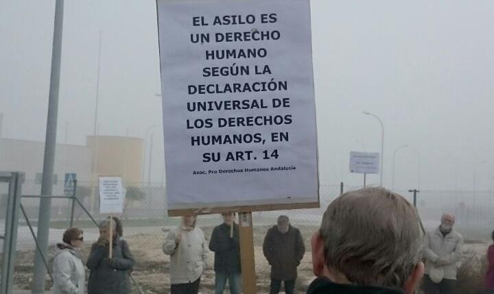 CIE Archidona y Derechos Humanos
