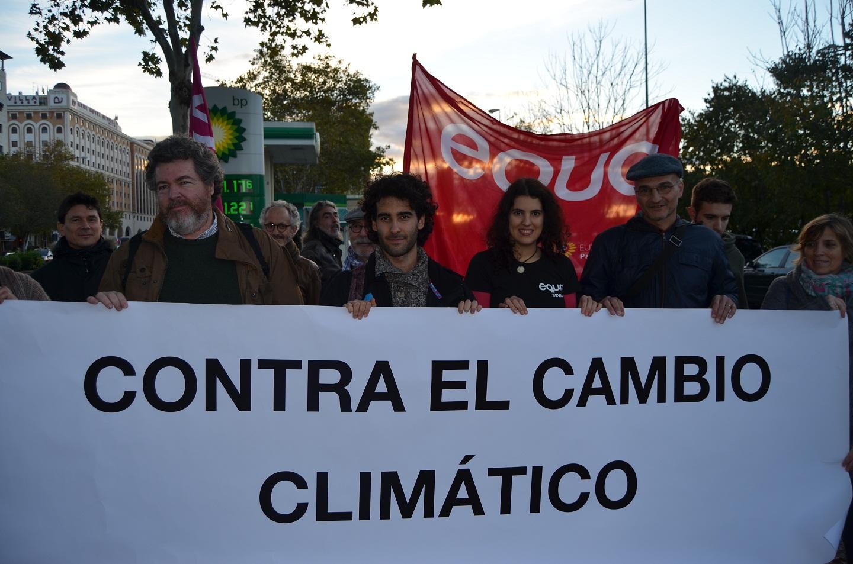 EQUO contra el cambio climatico