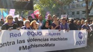 Reclamamos a PP y C's no despreciar la vida y seguridad de las mujeres por el acuerdo con VOX
