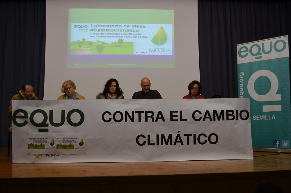 EQUO contra el cambio climático