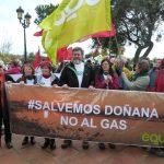 El Ministerio de Industria dice que no concederá permiso final al proyecto de Gas Natural en Doñana sin el visto bueno del IGME