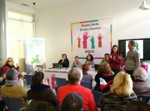 Foto II Asamblea EQUO Andalucía