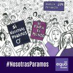 LLamamos a la movilización feminista y anima a secundar la huelga de 24 horas