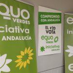Valoración Elecciones Andaluzas 2018 por la Comisión Ejecutiva de EQUO Andalucía VERDES