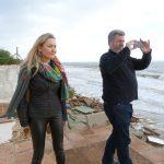 Daños en el litoral: los temporales serán cada vez más habituales, por eso reclamamos medidas de mitigación del cambio climático