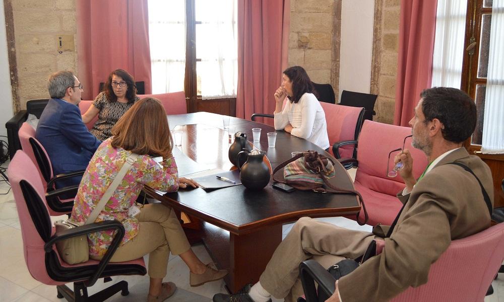 PAC con Jordi Sebastiá y Carmen Molina