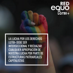 28J: Por la despatologización de la transexualidad y por los derechos de las personas LGTBI+
