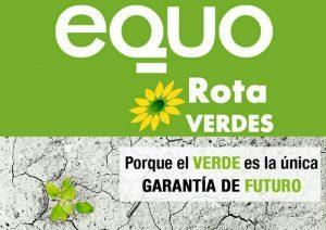 Presentación de la candidatura de EQUO Rota para las elecciones municipales @ Sede EQUO Rota