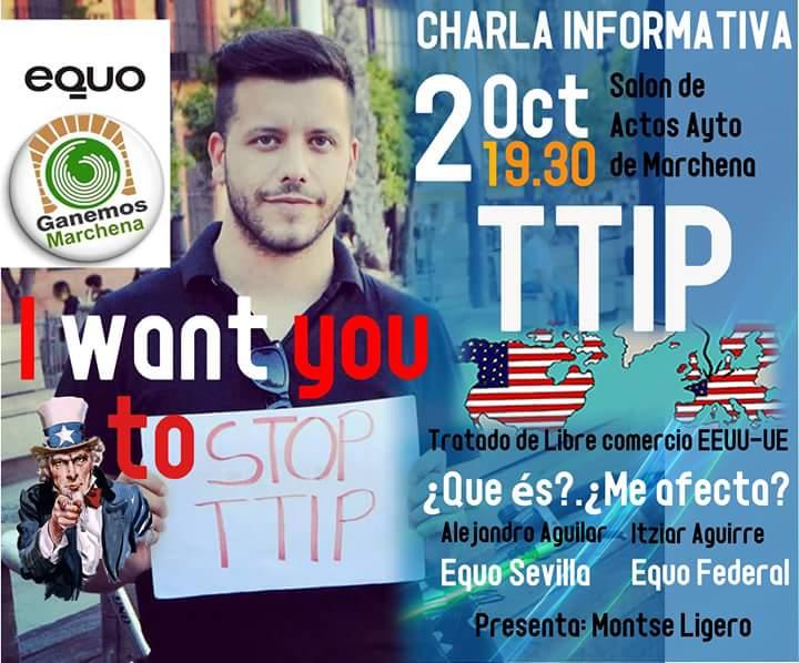 Marchena TTIP