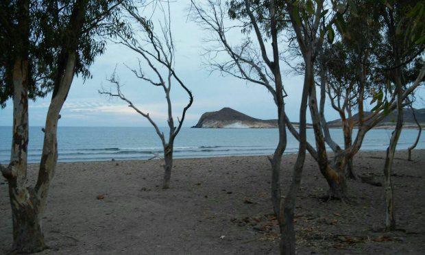 Vista de la playa de los Genoveses./ EQUO Almería
