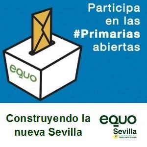 Primarias Abiertas elecciones municipales Sevilla