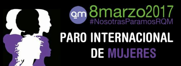 Nos sumamos al paro feminista @ Málaga | Andalucía | España
