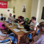 EQUO Andalucía Verdes presentará lista propia en las próximas elecciones