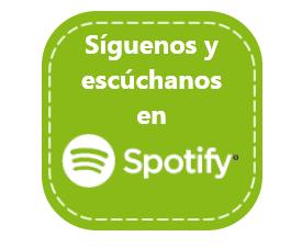 box síguenos y escúchanos en Spotify