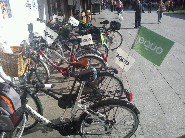 EQUO apuesta por incentivar la adquisición de coches eficientes y bicicletas.