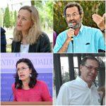 Dos mujeres y dos hombres se presentan a encabezar la candidatura de EQUO para las elecciones andaluzas