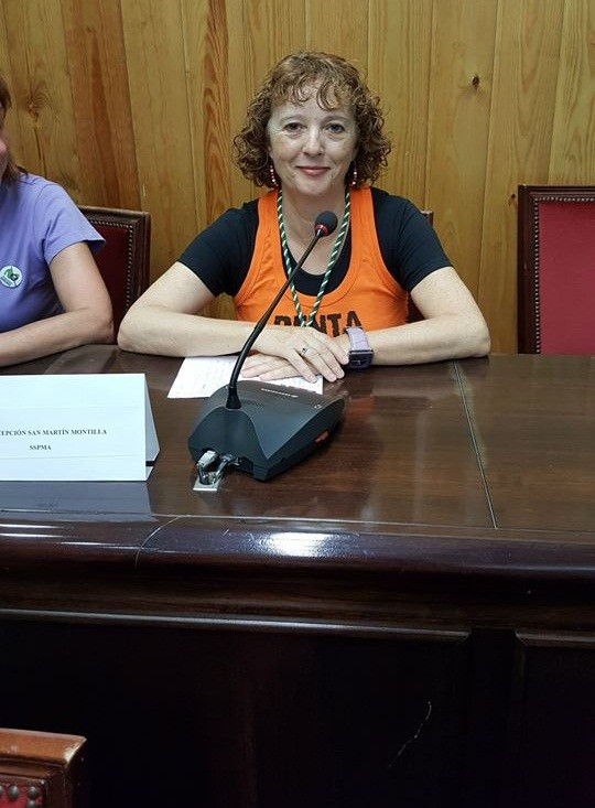 Concejal Concha San Martín