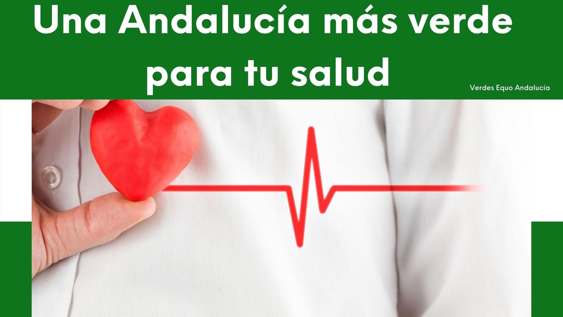 imagen Andalucía más verde por tu salud