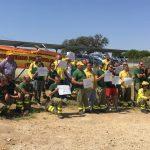 Pedimos a la Junta que atienda las reivindicaciones de los bomberos forestales