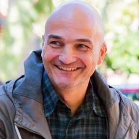 Foto de Esteban de Manuel, coportavoz de Verdes Equo Andalucía entre 2019-2021