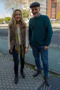 Esteban de Manuel e Isabel Brito