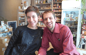 Florent Marcellesi y Ska Keller