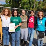 EQUO Verdes-Iniciativa Andalucía plantea una campaña en positivo, cercana y con una mínima huella de carbono