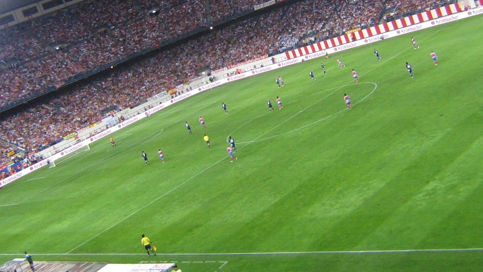 Imagen de un campo de futbol