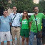 Candidaturas de EQUO VERDES Andalucía en Más País - EQUO