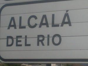 cartel Alcalá del Río