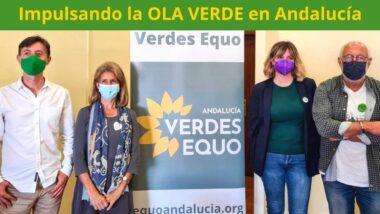 Imagen portada ola verde Andalucía