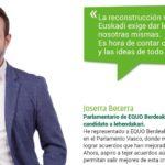 Vota a nuestra gente de EQUO BERDEAK este domingo en Euskadi