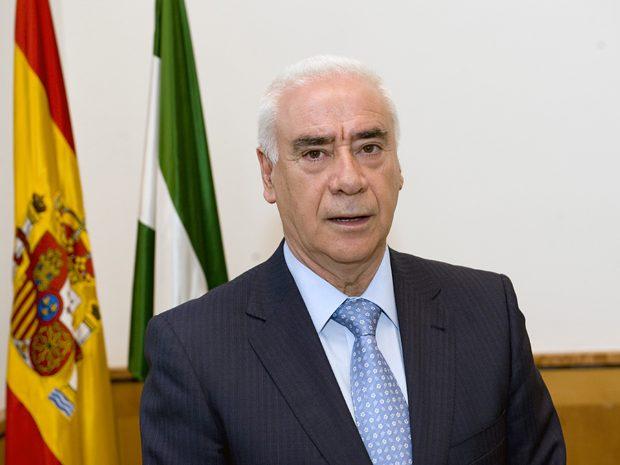 El exconsejero y actual diputado Luciano Alonso.