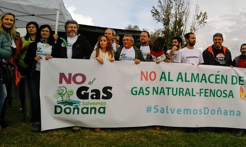 Salvemos Doñana con Carmen Molina