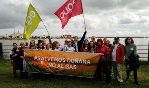 Trataremos de impedir por todos los medios la materialización de una autovía Huelva-Cádiz