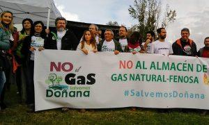 Dñana sin gas con Carmen Molina