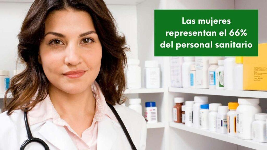 imagen mujer médica